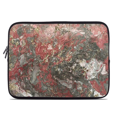 Laptop Sleeve - Gilded Magma Marble