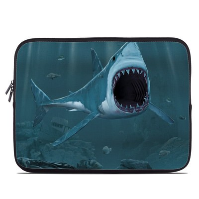 Laptop Sleeve - Great White
