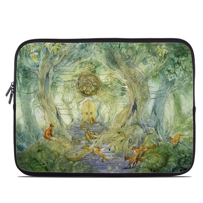 Laptop Sleeve - Green Gate
