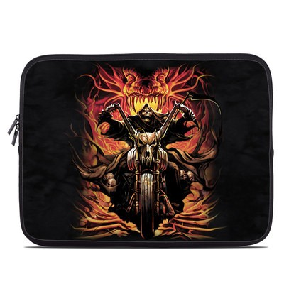 Laptop Sleeve - Grim Rider