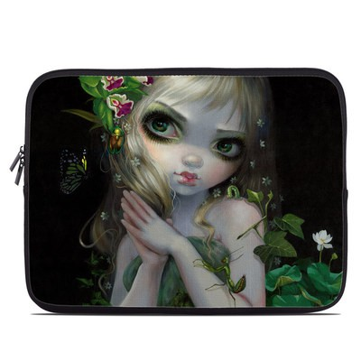 Laptop Sleeve - Green Goddess