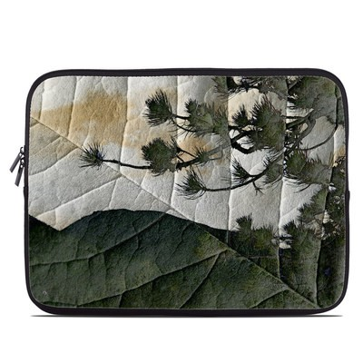 Laptop Sleeve - Green View