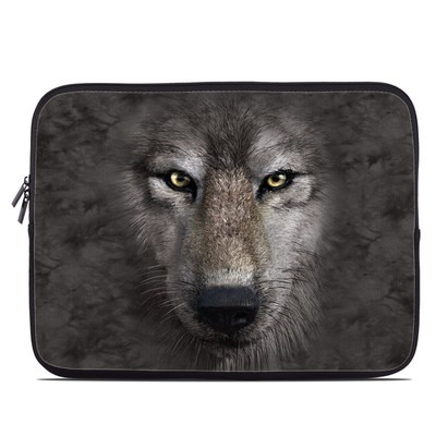 Laptop Sleeve - Grey Wolf