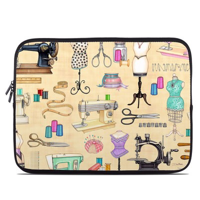 Laptop Sleeve - Haberdashery