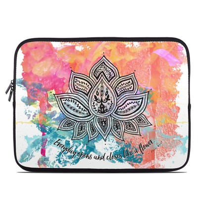 Laptop Sleeve - Happy Lotus