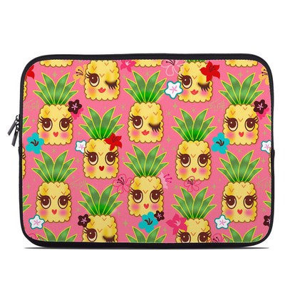 Laptop Sleeve - Happy Kawaii Pineapples