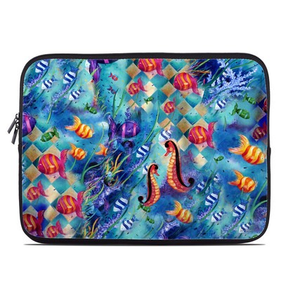 Laptop Sleeve - Harlequin Seascape