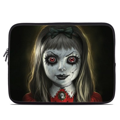 Laptop Sleeve - Haunted Doll