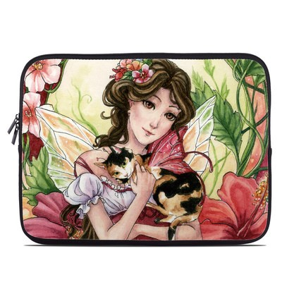 Laptop Sleeve - Hibiscus Fairy