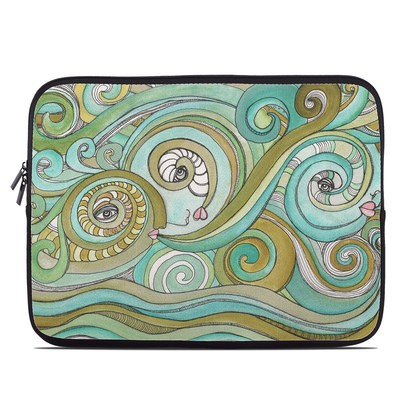 Laptop Sleeve - Honeydew Ocean