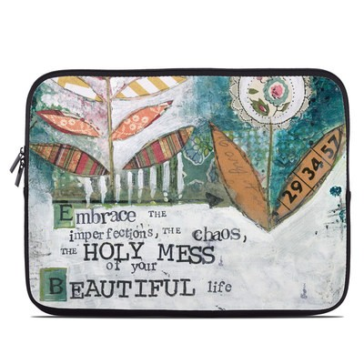 Laptop Sleeve - Holy Mess