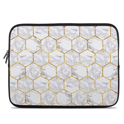 Laptop Sleeve - Honey Marble