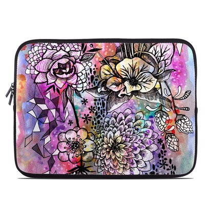 Laptop Sleeve - Hot House Flowers