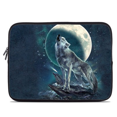 Laptop Sleeve - Howling Moon Soloist