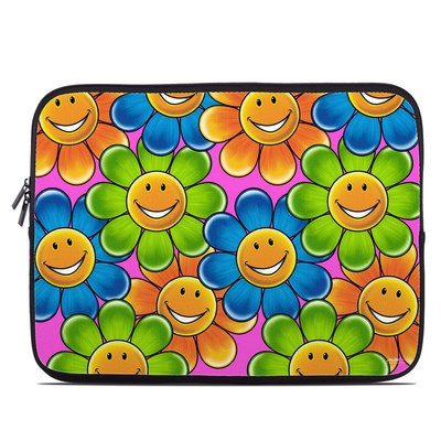 Laptop Sleeve - Happy Daisies