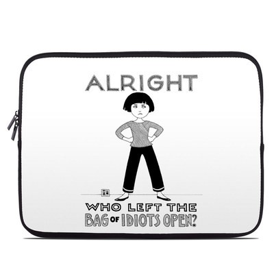 Laptop Sleeve - Bag of Idiots