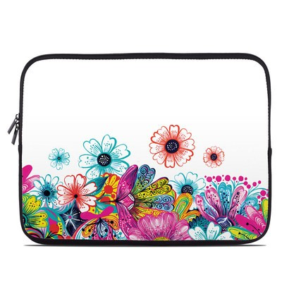Laptop Sleeve - Intense Flowers