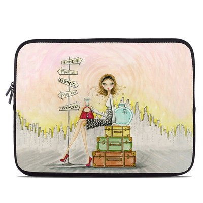 Laptop Sleeve - The Jet Setter