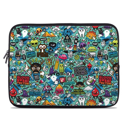 Laptop Sleeve - Jewel Thief