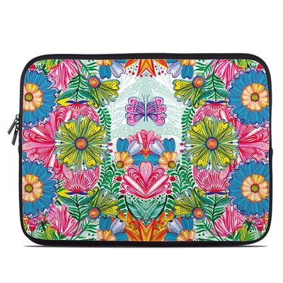 Laptop Sleeve - Jungle Flowers