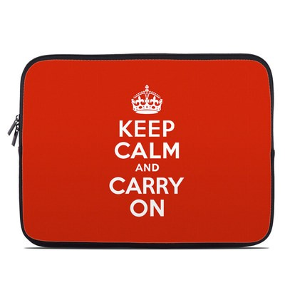 Laptop Sleeve - Keep Calm