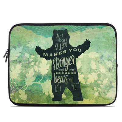Laptop Sleeve - What Doesnt Kill You