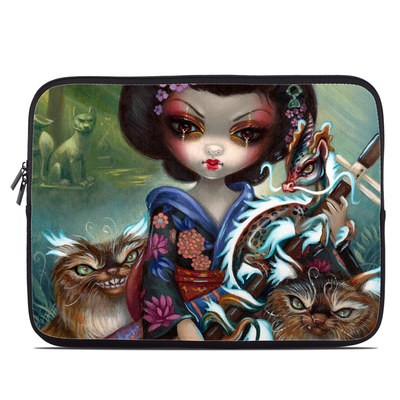 Laptop Sleeve - Kirin and Bakeneko
