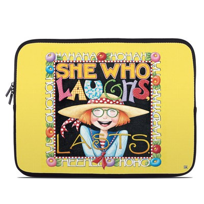 Laptop Sleeve - She Who Laughs