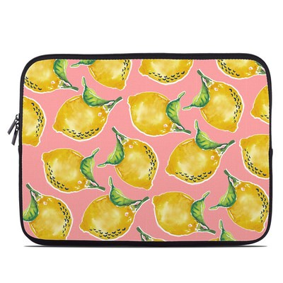 Laptop Sleeve - Lemon