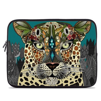 Laptop Sleeve - Leopard Queen