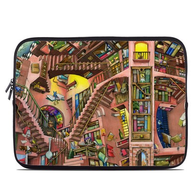 Laptop Sleeve - Library Magic