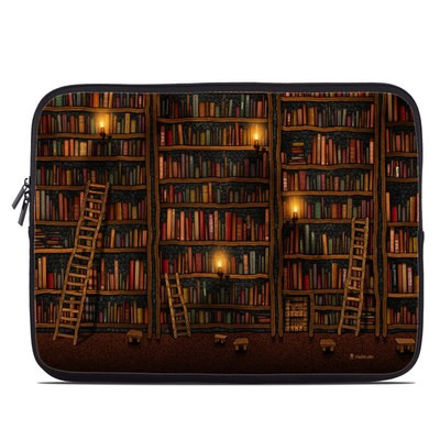 Laptop Sleeve - Library