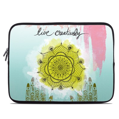 Laptop Sleeve - Live Creative