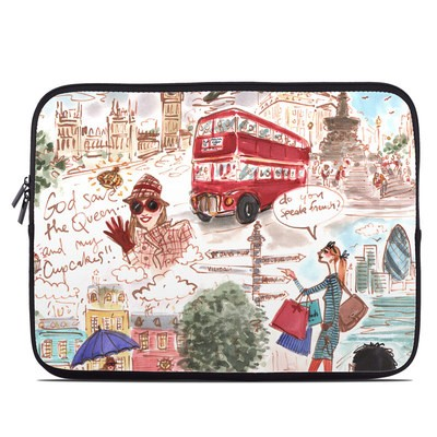 Laptop Sleeve - London