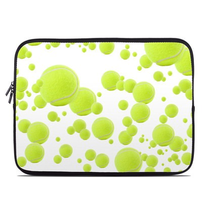 Laptop Sleeve - Lots of Tennis Balls
