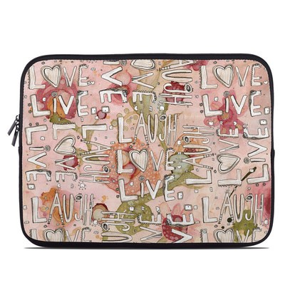 Laptop Sleeve - Love Floral