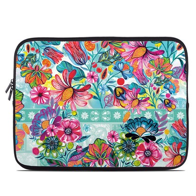 Laptop Sleeve - Lovely Garden