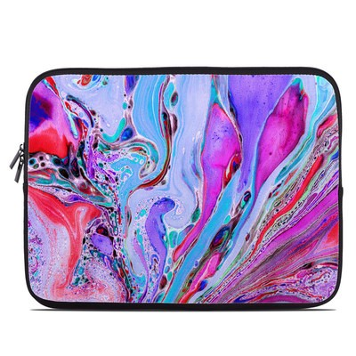 Laptop Sleeve - Marbled Lustre