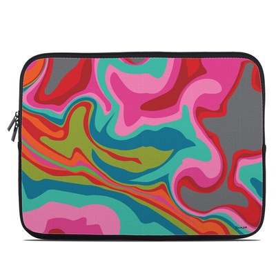 Laptop Sleeve - Marble Bright