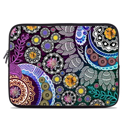 Laptop Sleeve - Mehndi Garden