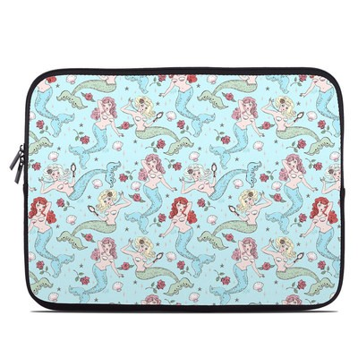 Laptop Sleeve - Mermaids and Roses