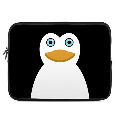 Laptop Sleeve - Mittens the Penguin