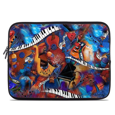 Laptop Sleeve - Music Madness