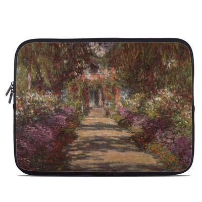 Laptop Sleeve - Monet - Garden at Giverny