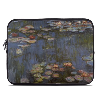 Laptop Sleeve - Monet - Water lilies