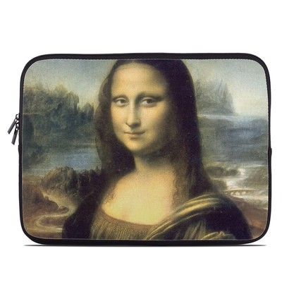 Laptop Sleeve - Mona Lisa