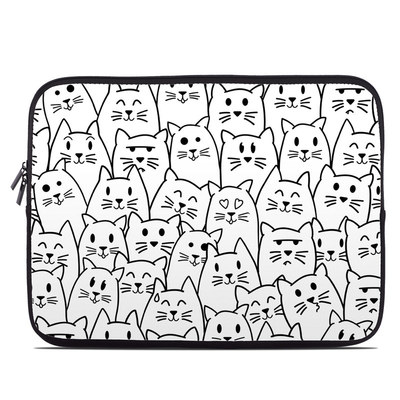 Laptop Sleeve - Moody Cats