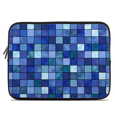 Laptop Sleeve - Blue Mosaic