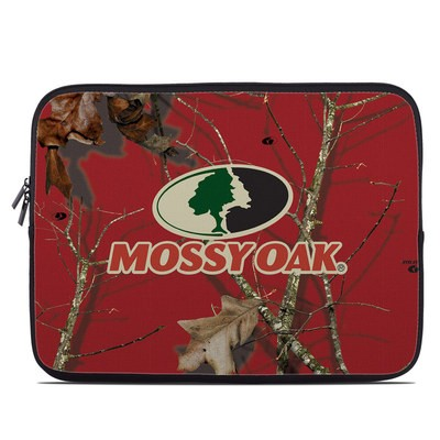 Laptop Sleeve - Break-Up Lifestyles Red Oak