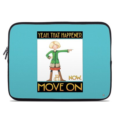 Laptop Sleeve - Move On